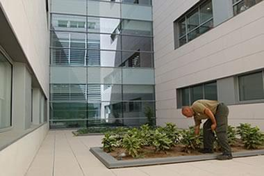 CET Intecserveis, centre especial de treball gestionat per la Fundació Benito Menni